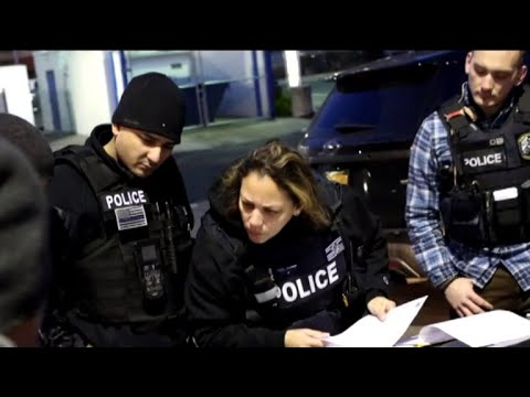 Hundreds of ICE raids conducted in New York City - YouTube