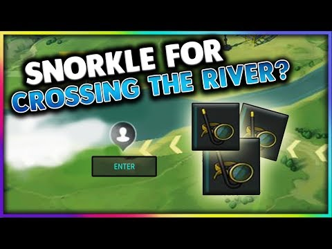 CROSS THE RIVER USING SNORKEL? New Update In Last Day On Earth: Survival