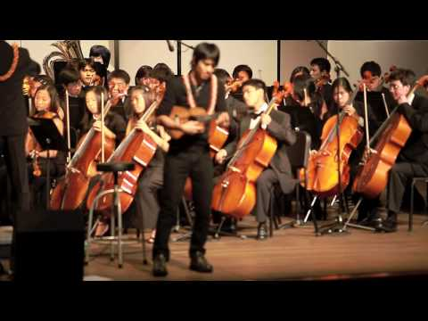 Here, There, and Everywhere (Jake Shimabukuro & Roosevelt H.S. Symphony Orchestra)