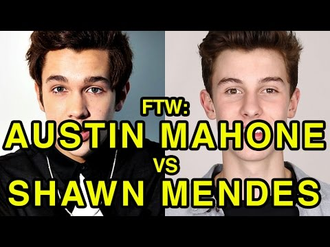 For The Win: Austin Mahone vs Shawn Mendes