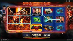 BIG WIN On Batman v Superman Dawn of Justice Slot Machine from Playtech