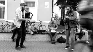 Burdzjuk the band - гурт Бурдзюк - группа Бурдюк (Беларуская дуда ) 1