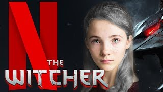 Netflix The Witcher - CIRI & YENNEFER Casting Finally Revealed and Fans Are Happy!