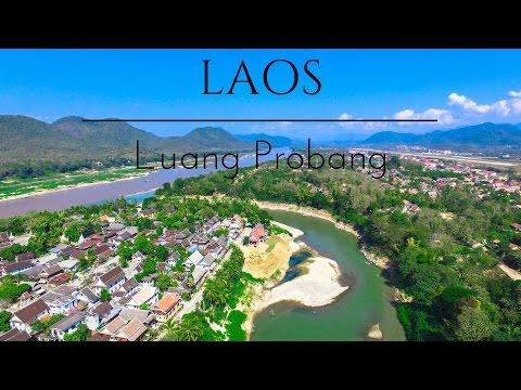 Travelling Around Laos -Swimming In Rivers, Luang Prabang  | Vlog 25