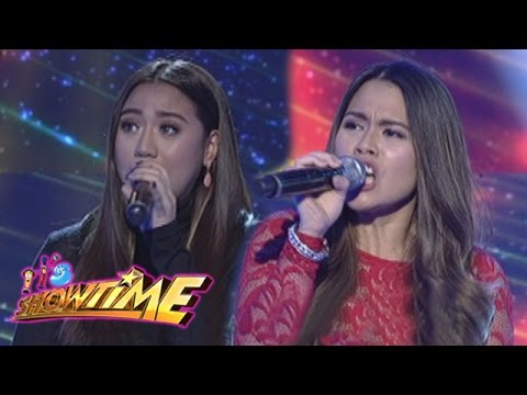 It's Showtime: Morisette and Tanya's vocal showdown