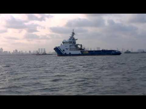 The Arabian Sea MUMBAI .....RAW (HD)