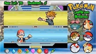 Pokémon LeafGreen Nuzlocke - Päätösosa - Sattiksen viimeinen vastaisku