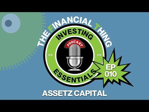 Financial Thing Peer To Peer Lending Essentials Podcast Ep010 - Stuart Law Assetz Capital