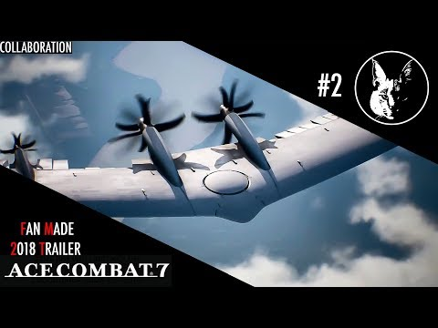 Net-Zone| Ace Combat 7 Fan made Trailer OST (Fight to Freedom)