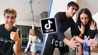 VIRAL TikTok Pranks on GIRLFRIENDS!