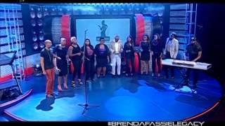 Vusi Nova Ft Bongani Fassie Memeza & THE GIYA AFRIKA CHOIR