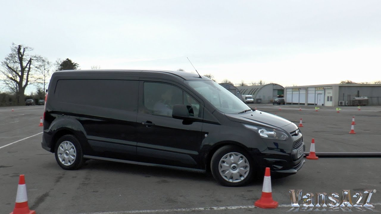 ford transit connect 2014 autotest youtube. Black Bedroom Furniture Sets. Home Design Ideas
