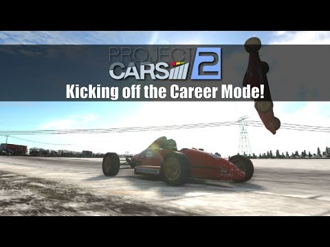 Kicking off Project CARS 2 Career - Pt. 1!