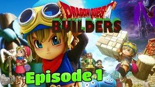 Dragon Quest Builders Playthrough {COMPLETE}