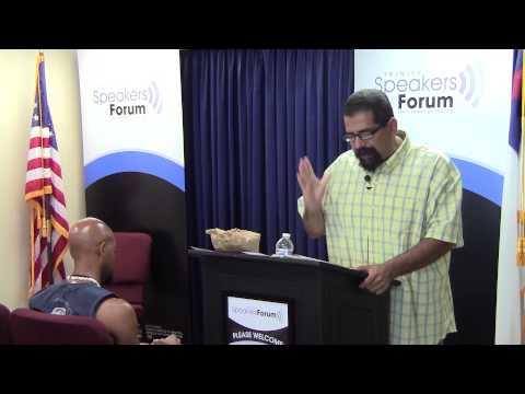 Joey Alvarado - Santa Fe Springs Speaker's Forum 6/28/13