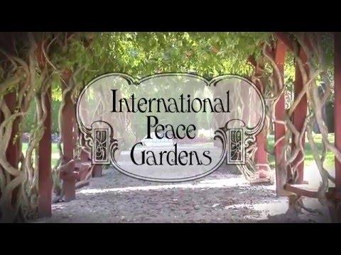 Salt Lake City History Minute - International Peace Gardens