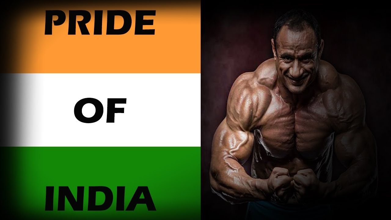 MUKESH SINGH GAHLOT -  Pride of India - MOTIVATION