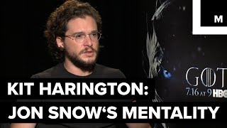 Jon Snow's mental state on 'Game of Thrones'