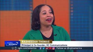 Rasheedah Thomas Discusses Women's Political Power