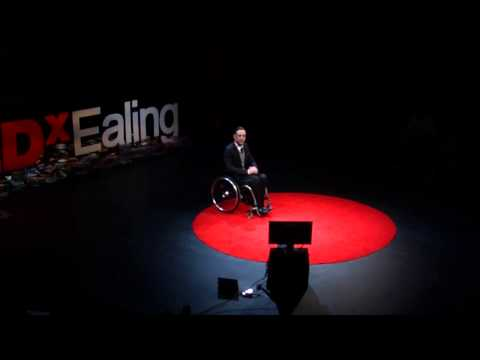 Writing Is The Only Magic I Still Believe In: Jarred McGinnis At TEDxEaling