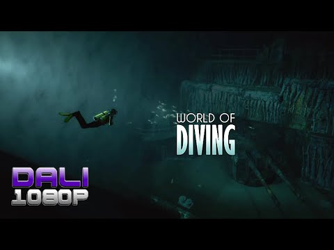 World of Diving PC Gameplay 60fps 1080p
