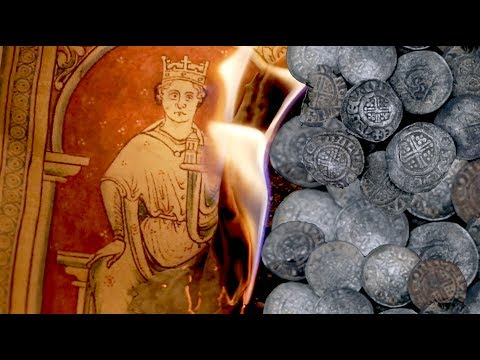 Metal Detecting a Hoard of Medieval Silver Coins!!!!