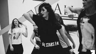 Nicki Minaj - Anaconda.Jazz Funk by Лолита Лауэр.All Stars Workshop 03.2015