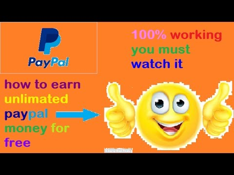 how to make money on paypal for free