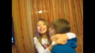 Малыши Даня и Кристи  || Happy Birthday Kristy! Yours Danya with love