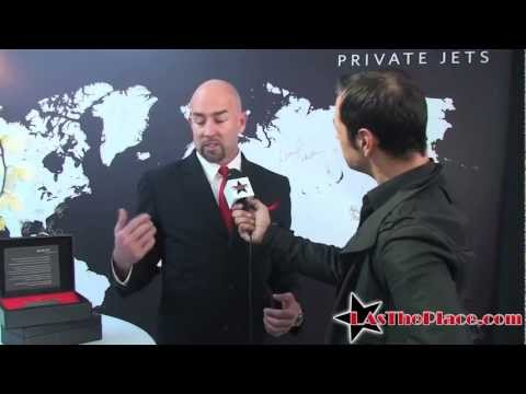Delta Private Jets Grammys official Distinctive Assets gift suite 2011