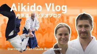 Ando Vlog | Claude Berthiaume shihan in Holland
