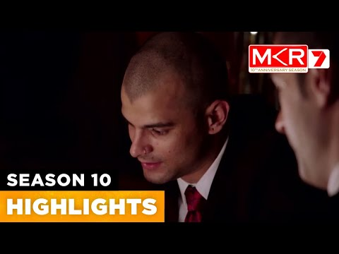 Josh Wants Details On Victor's Walk Out  | MKR Season 10 Episode 38