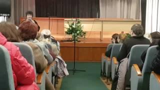 �������� ���� Концерт в администрации Первомайского района города Минска часть 4 ������
