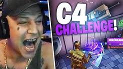 Unmögliche C4 Challenge in Fortnite | SpontanaBlack