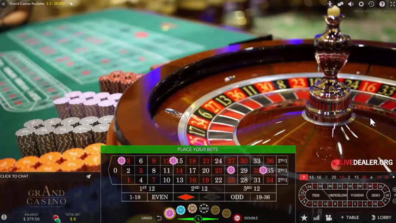 Roulette Casino Live