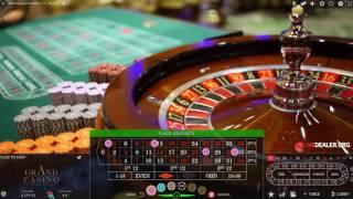 Grand Casino (Bucharest) live roulette