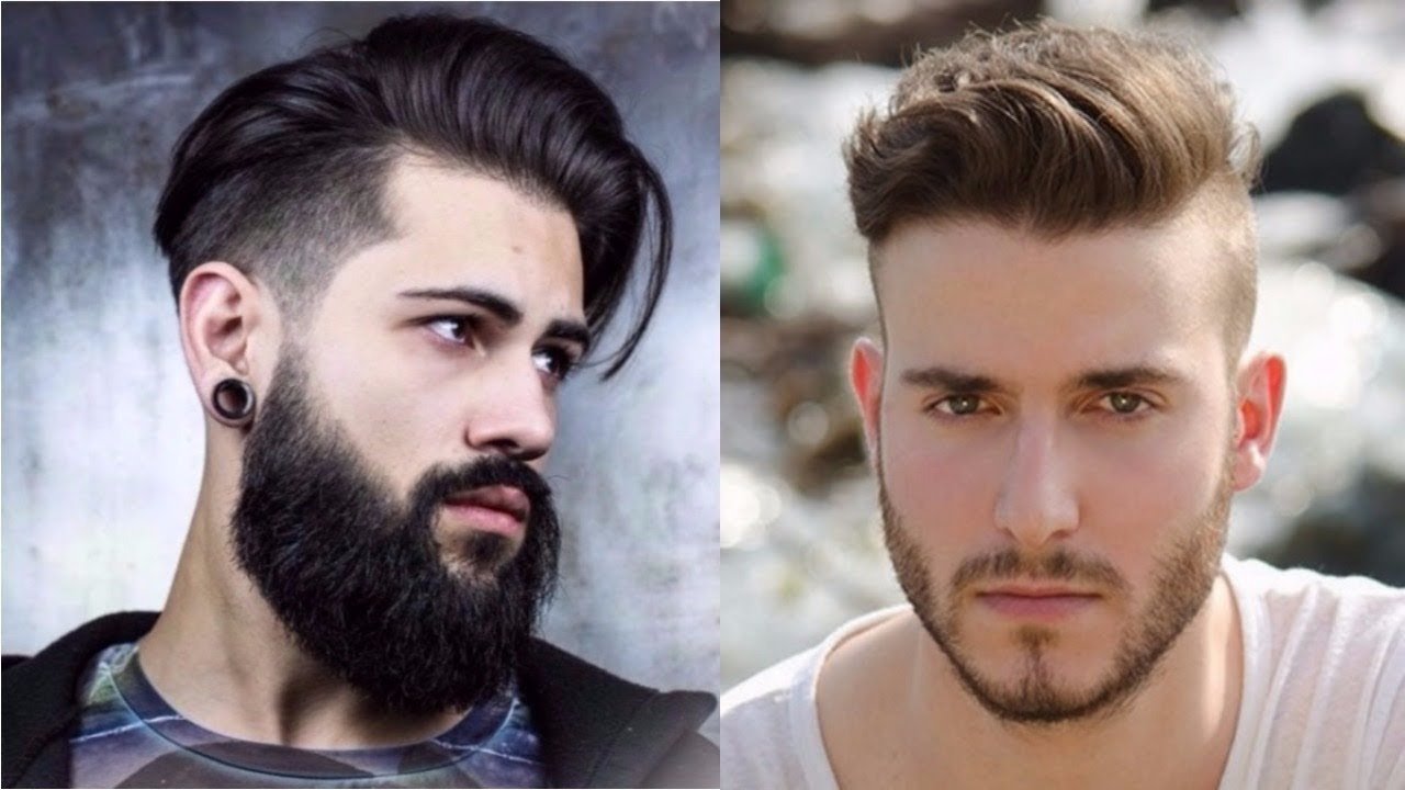 10 best hairstyles for men 2017-2018 | most popular hairstyles for men 2017-2018