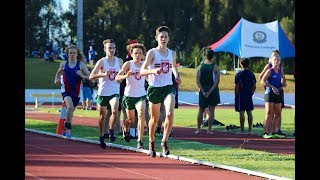 North Harbour Track Champs 2019 Jun & Int 3000m
