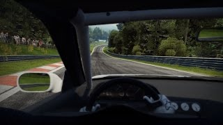Nissan 240SX - Nürburgring [Need for speed: Shift 2] Difficult: High / Control: Expert