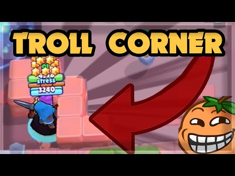 ULTIMATE TROLL COMP with ZERO deaths (corner strat) 🍊