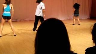 Candela Hip Hop Presencia Latina 2009