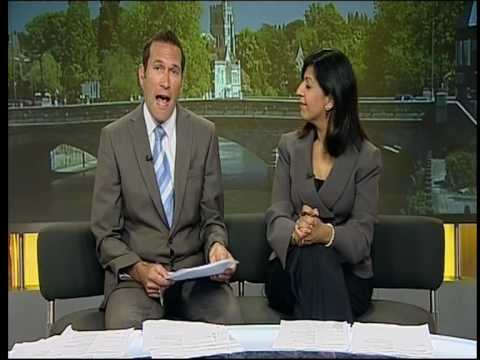Kent Abba Tribute TV interview with Meridian Tonight 8th June 2010