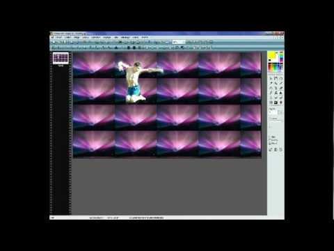 Tuto N 2 Modifier Le Fond D Une Image Avec Photofiltre 2 2 Youtube