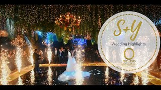 Salma + Yehia Wedding Highlights...