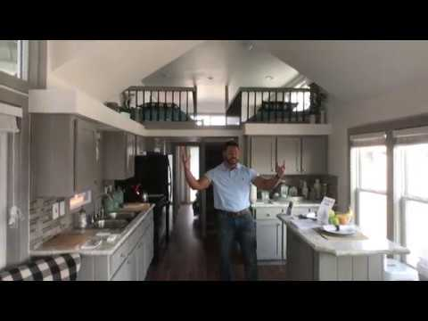 #TinyHomeTues - LakeView RV Park Model
