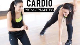 Cardio 10 minutos ideal para principiantes