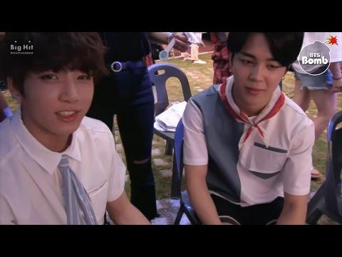 [BANGTAN BOMB] Jimin & Jung Kook did 'Show Music Core' Special MC!! - BTS (방탄소년단)