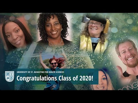 Congratulations Class of 2020! Video