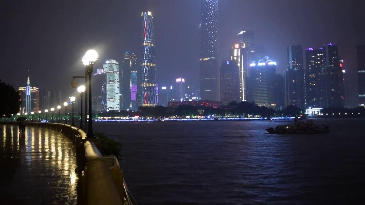 Drapacze chmur nocą – Chiny #203