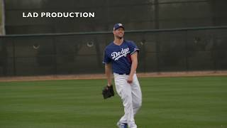Dodgers pitchers and catchers first workout of 2018 Spring Training